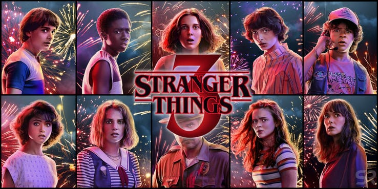 Let's Talk About How Stranger Things 3 Ended & Its Post